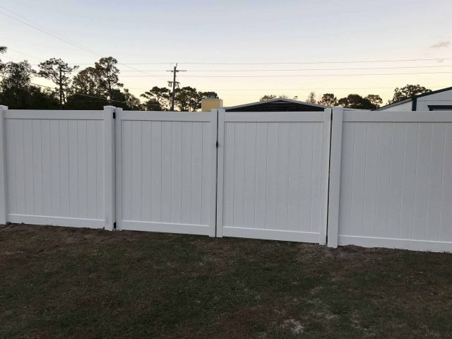 Choosing the Right Vinyl Gate for your Yard