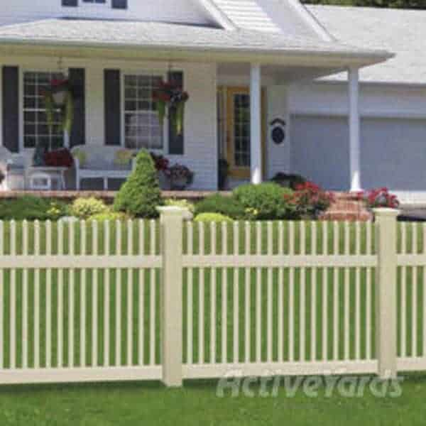 Vinyl Fencing Fort Myers | Featured Installation