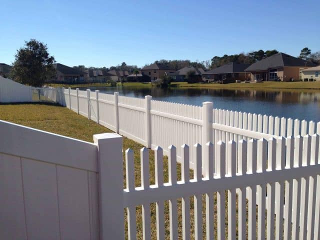 Vinyl Fence Company Fort Myers | Featured Installation