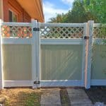 Vinyl Fence Cocoa Beach Fence Outlet