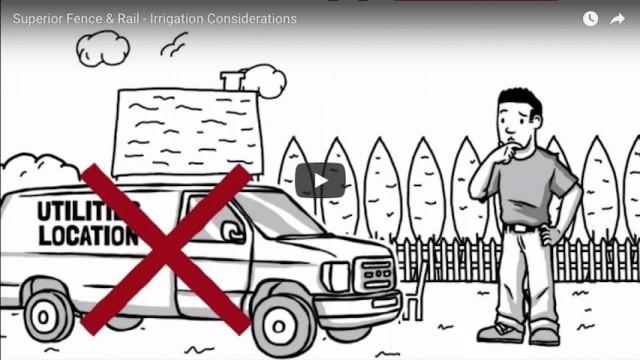 Irrigation Considerations