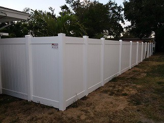 Vinyl Fence Winter Haven Featured Installation