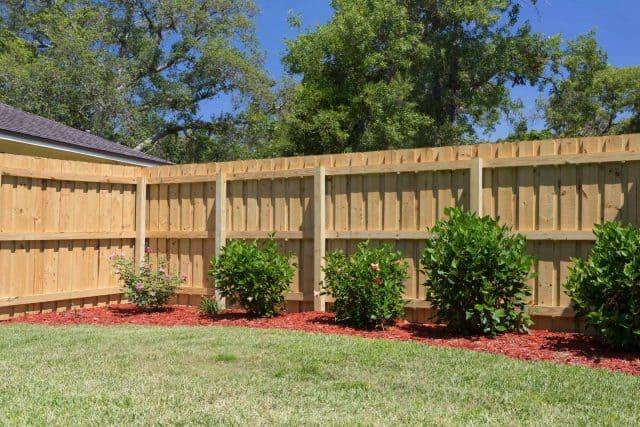 Wood Fence Company Sarasota