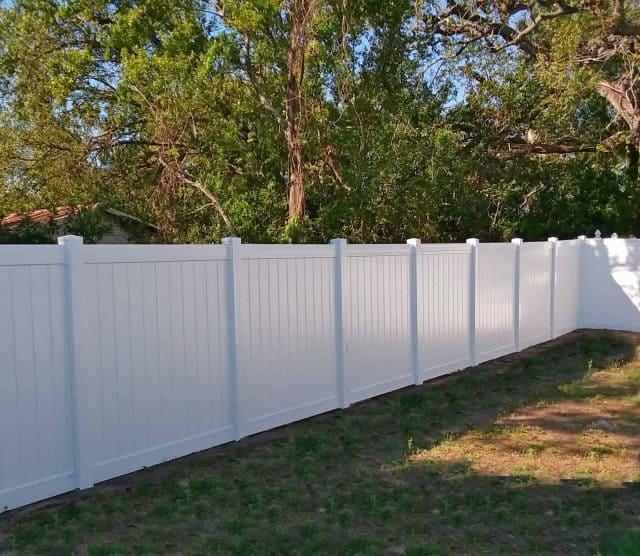 Vinyl Fence Lakeland Featured Installation