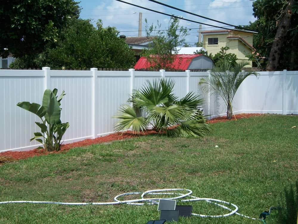 Vinyl Privacy Fence Pictures Florida Vinyl Privacy