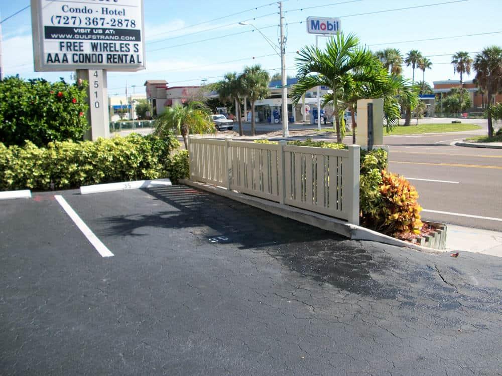 Vinyl Semi Privacy Fence Pictures Florida Vinyl Semi