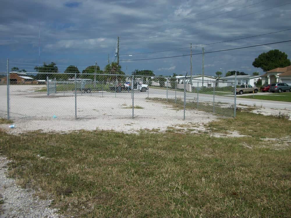 Commercial Chain Link Fence Pictures Florida Commercial