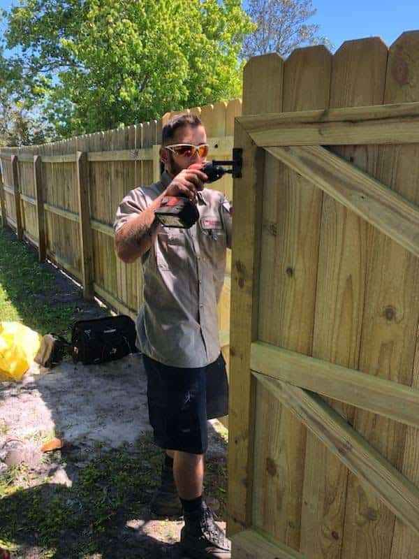 Best Places to Work – Jacksonville Fencing Company