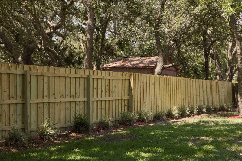 Wood Fence Company Wood Fence Installation Company