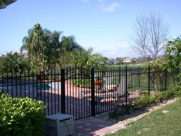 Aluminum Fence Finials Pictures Florida Aluminum Fence