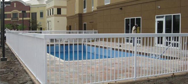 Vinyl Pool Fence Company Vinyl Pool Fence Supply And