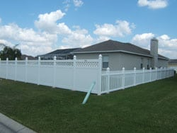Retail Fence Superior Fence