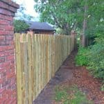 Wood Fence Jacksonville Fence Outlet