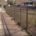 Aluminum Fence Company Nashville
