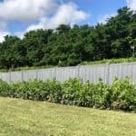 SimTek Fence EcoStone