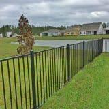 Aluminum Fence Pensacola Fencing Company