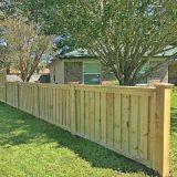 Wood Fence Pensacola Fencing Company