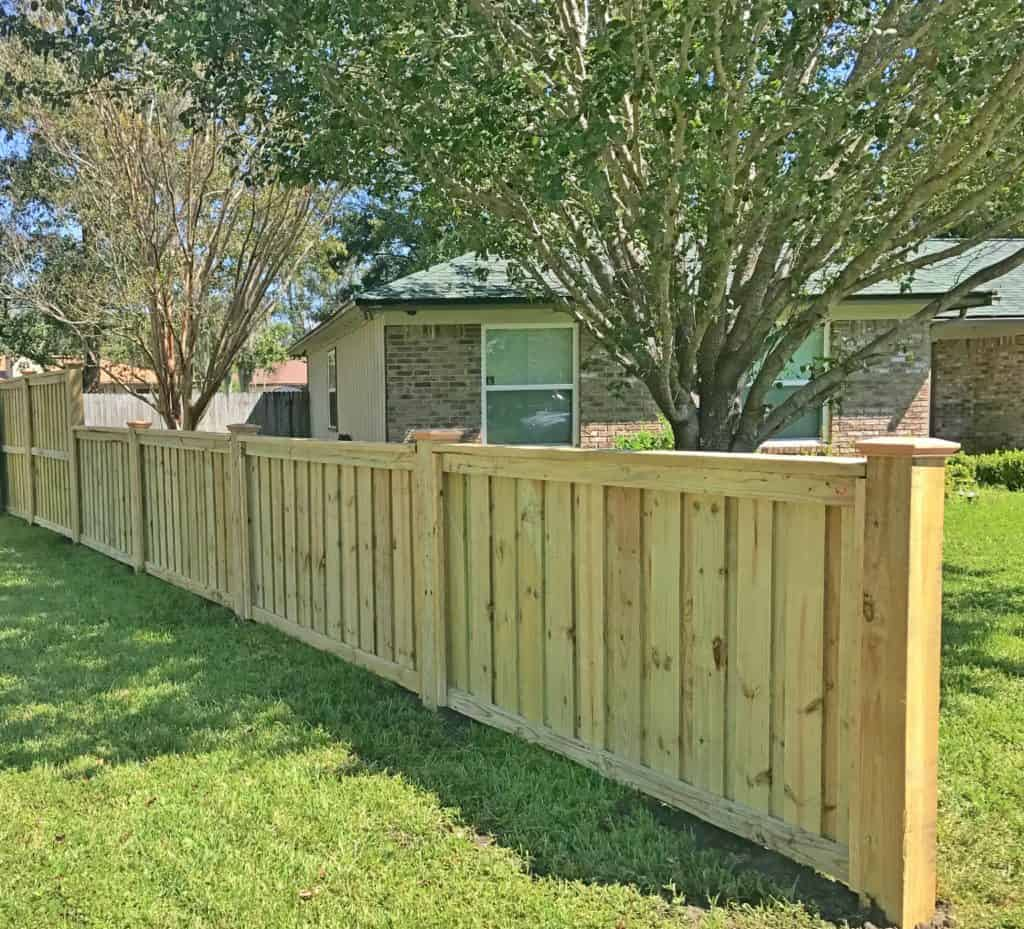 Wood Fence Raleigh Call Today 919 335 4008 Superior