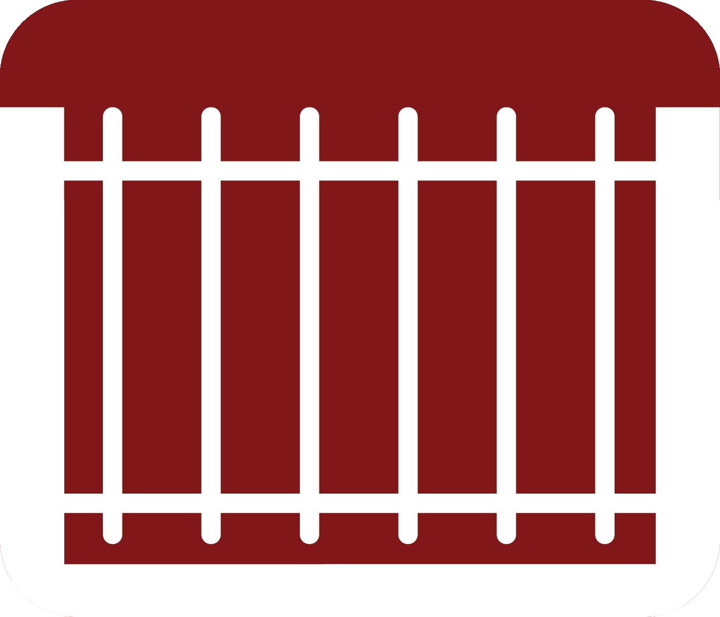Fence Railing Types Icon