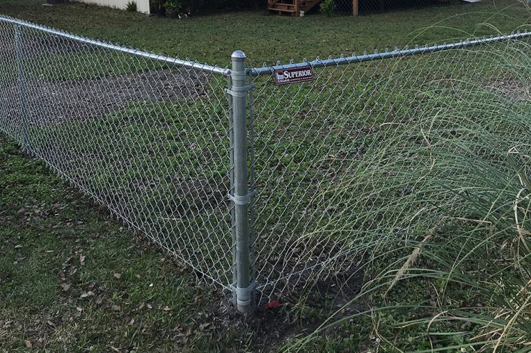 Chain Link Fence Types