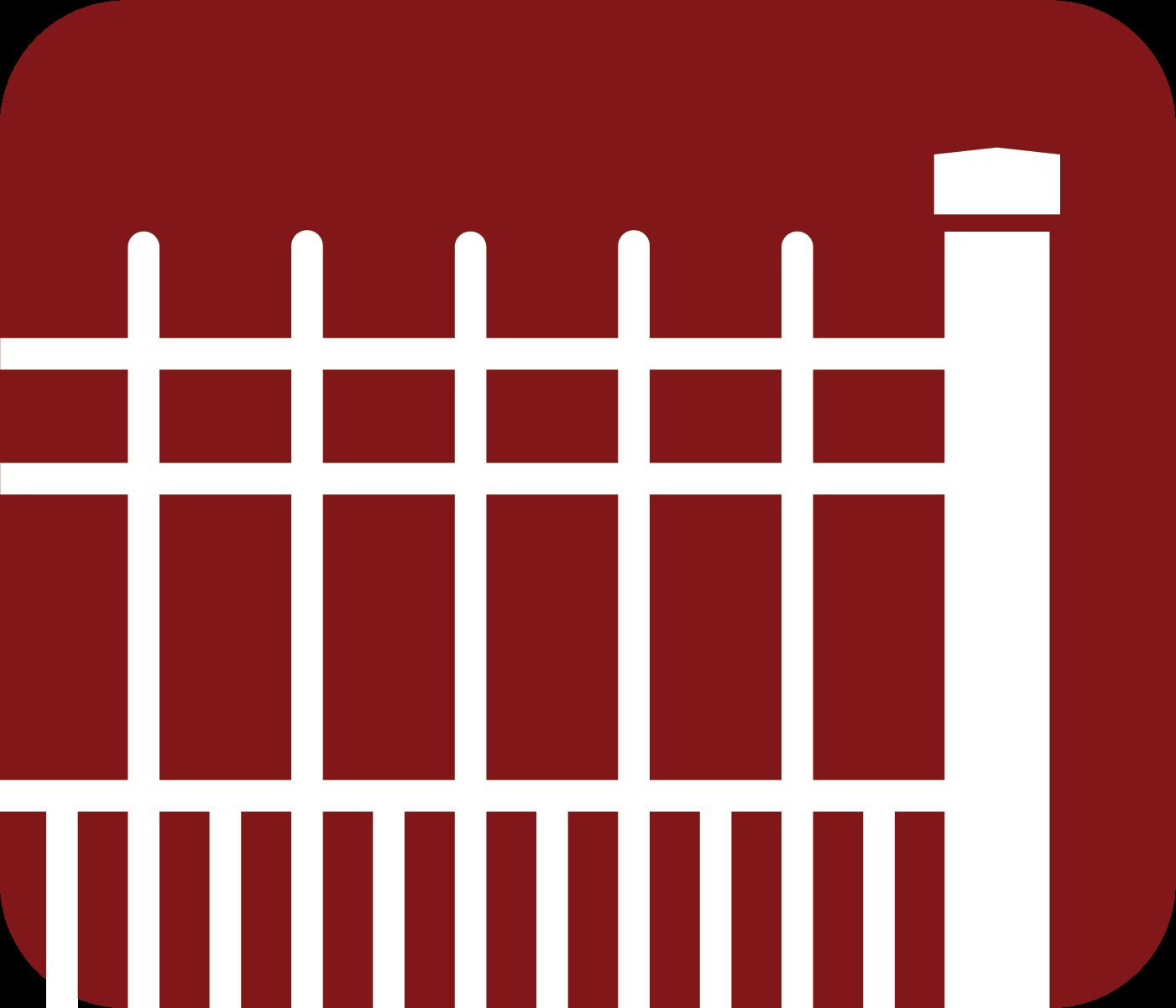 Dog Fence Type Icon
