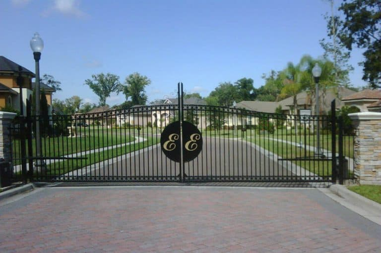 Fence Gates and Entry Types