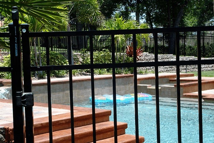 Pool Fence Types