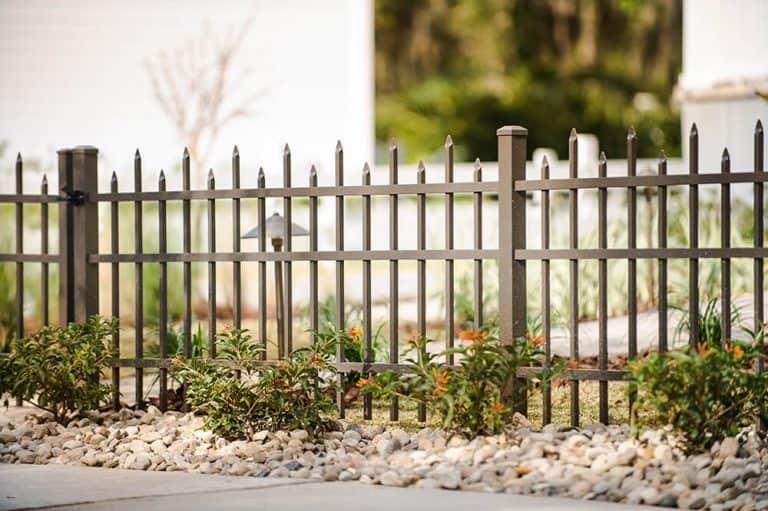 Aluminum Fence Types