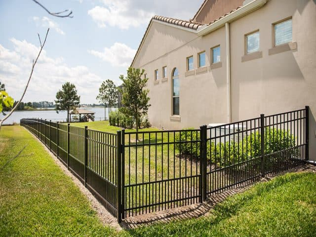 Aluminum Fence - Pool Fence