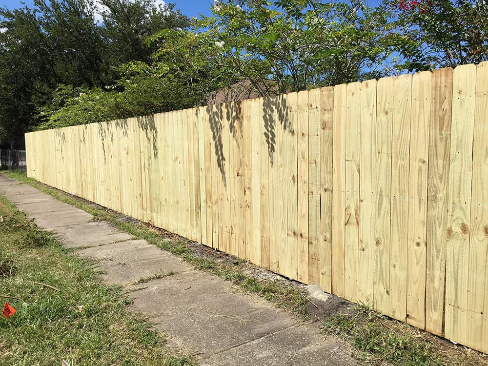 Wood Fence Pictures Wood Fence Images Superior Fence