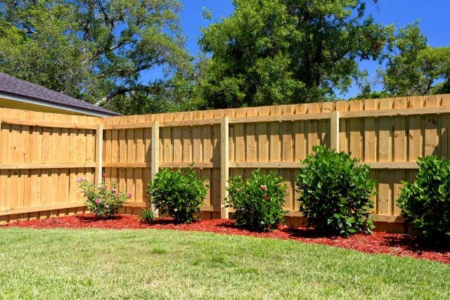 When Can I Stain or Seal My New Wood Fence?