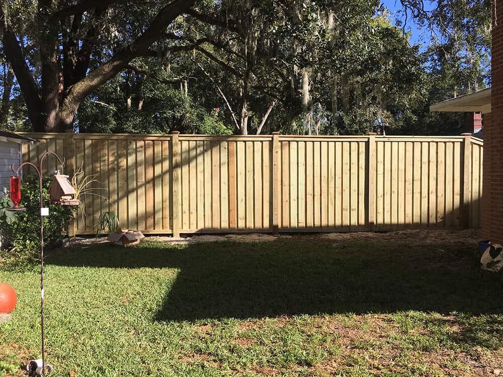 Wood Fence Cap And Trim 8 Superior Fence Amp Rail Inc