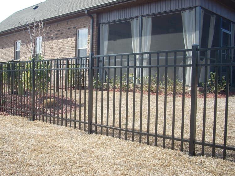 Aluminum Fence Parkway 2 Superior Fence Amp Rail Inc