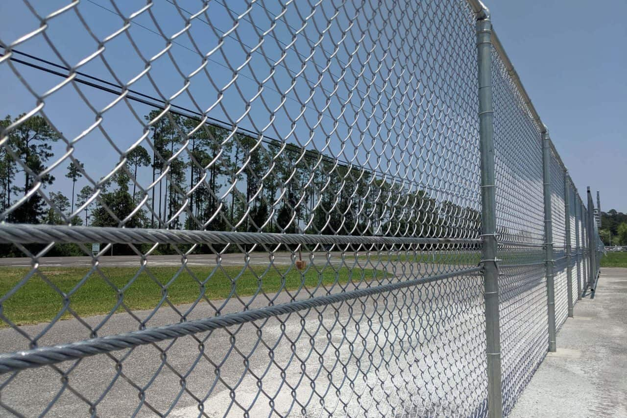 Commercial Chain Link Fence 6 Superior Fence Amp Rail Inc