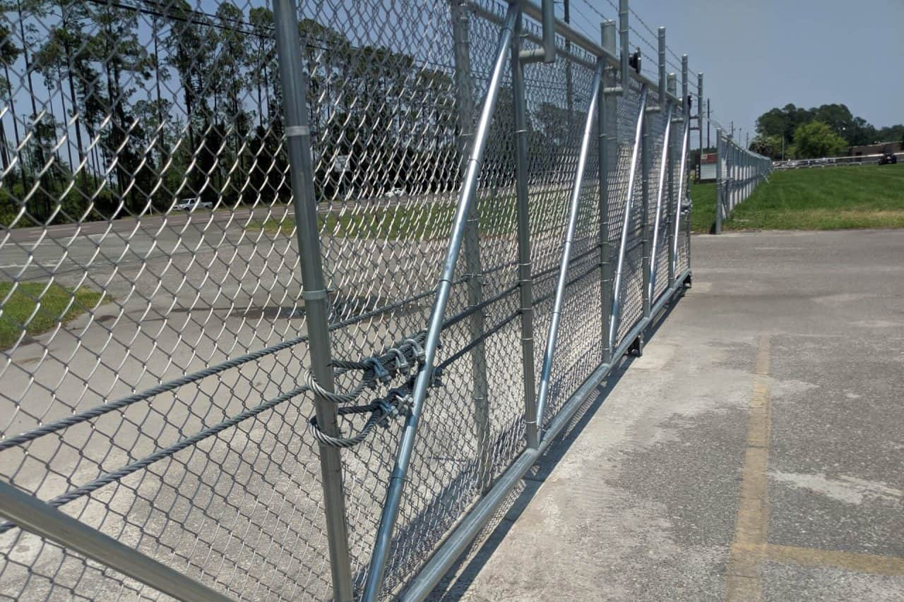 Commercial Chain Link Fence 8 Superior Fence Amp Rail Inc