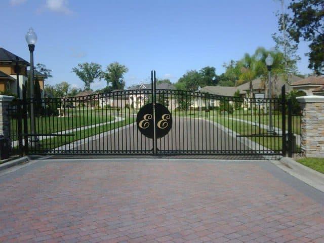 Gates & Entry 1