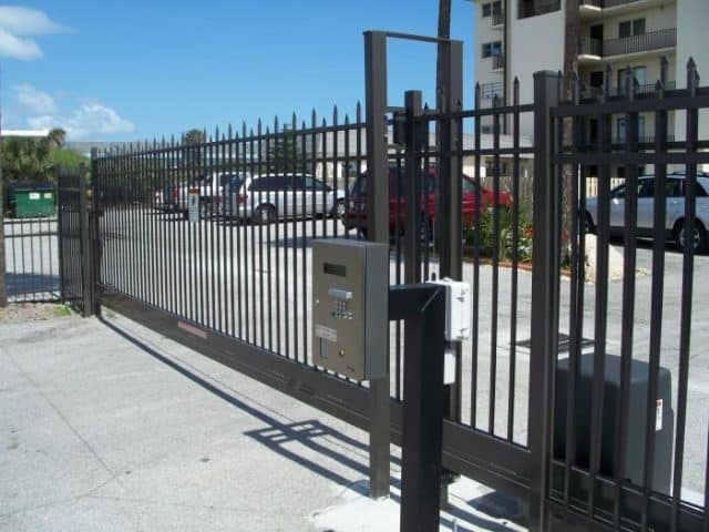 Gates & Entry 2