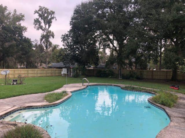 Pool Fence 11