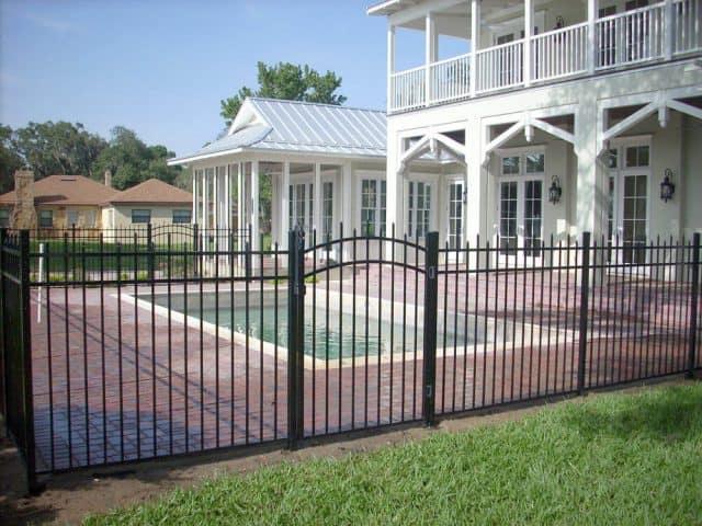 Pool Fence 13