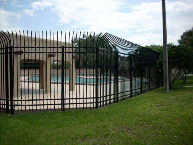 Pool Fence 5