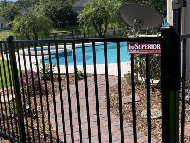 Pool Fence 6