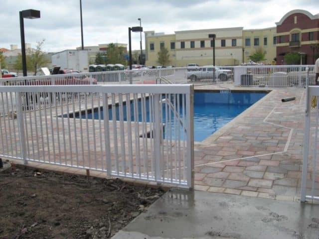 Pool Fence 8