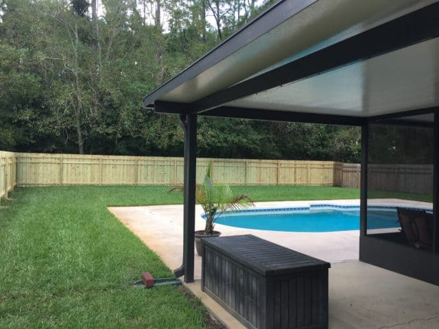 Pool Fence 9