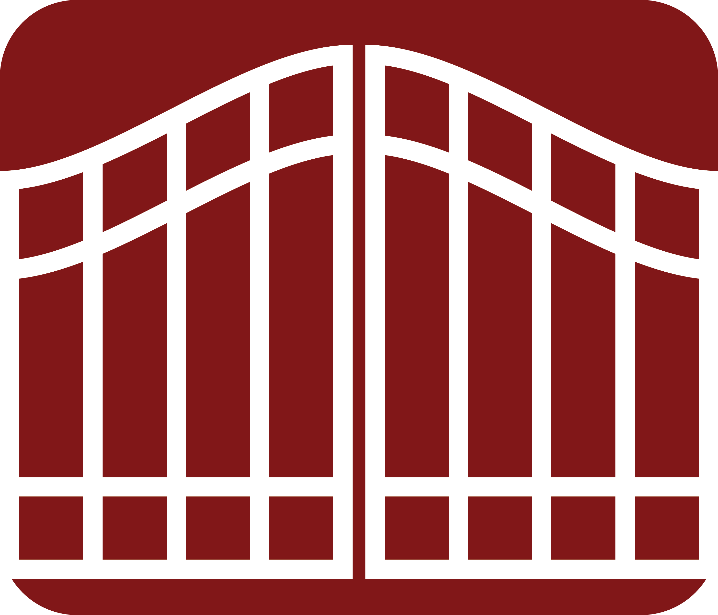Gates and Entry Fence Type Icon