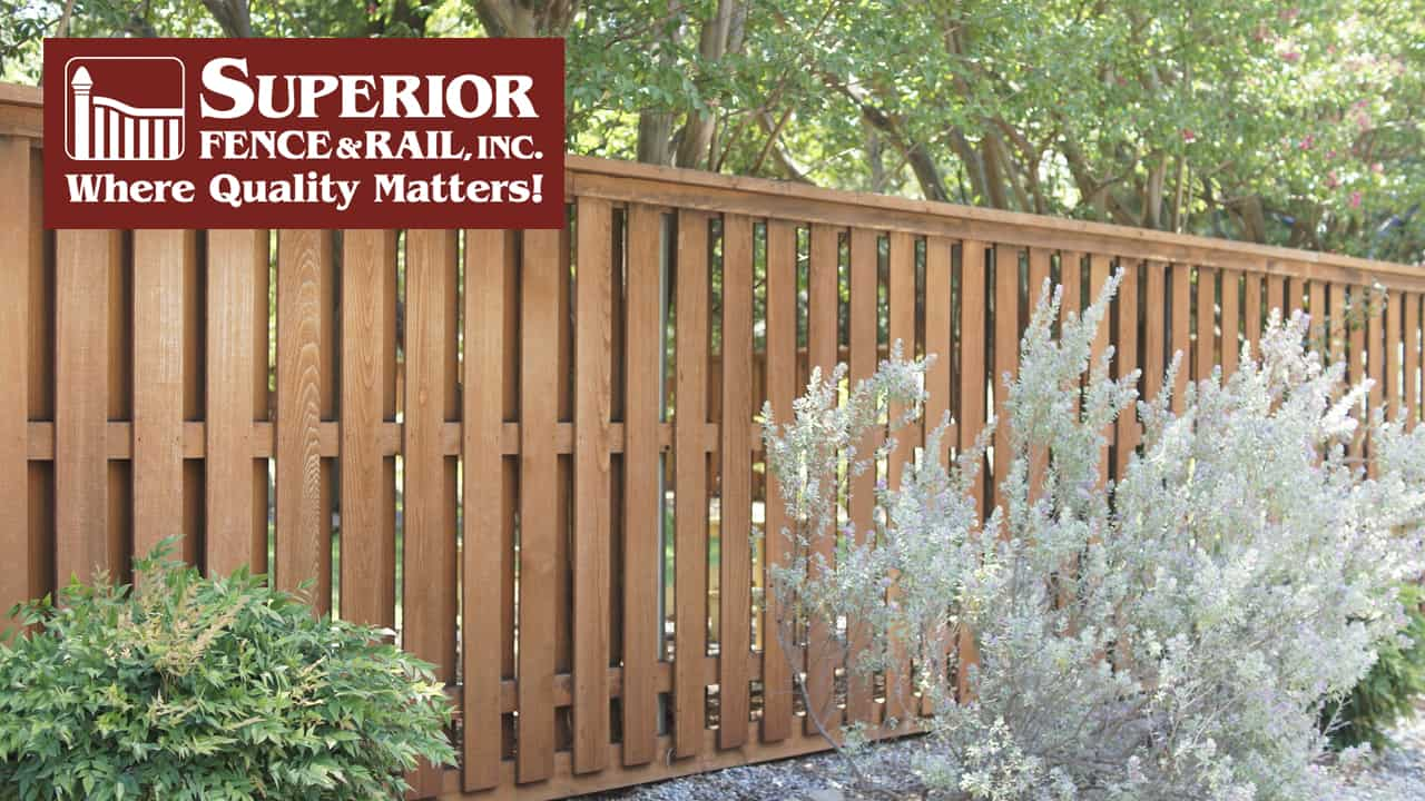 Little Elm Wood Fence Company Contractor