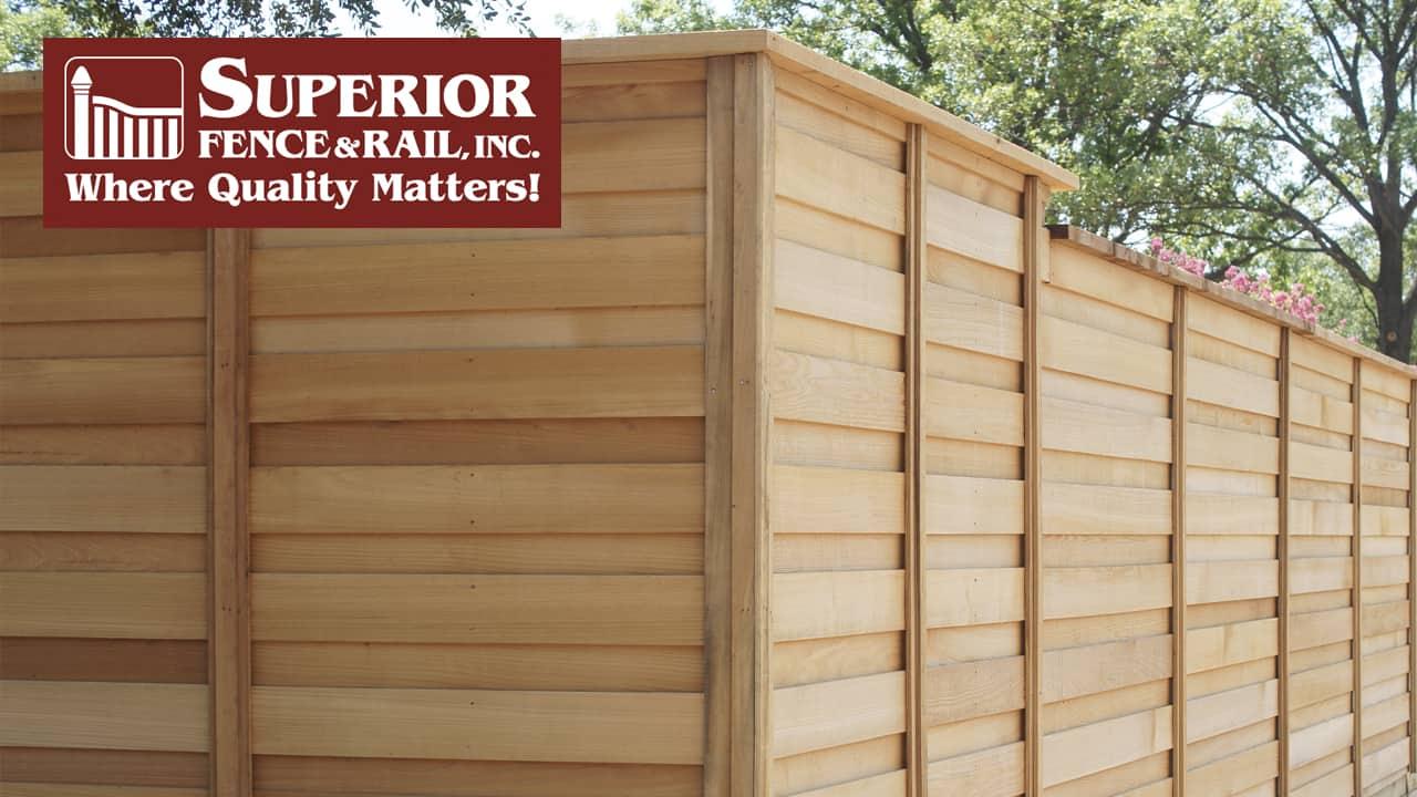 Carrollton Fence Company in Texas