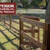 The Colony Fence Company in Texas