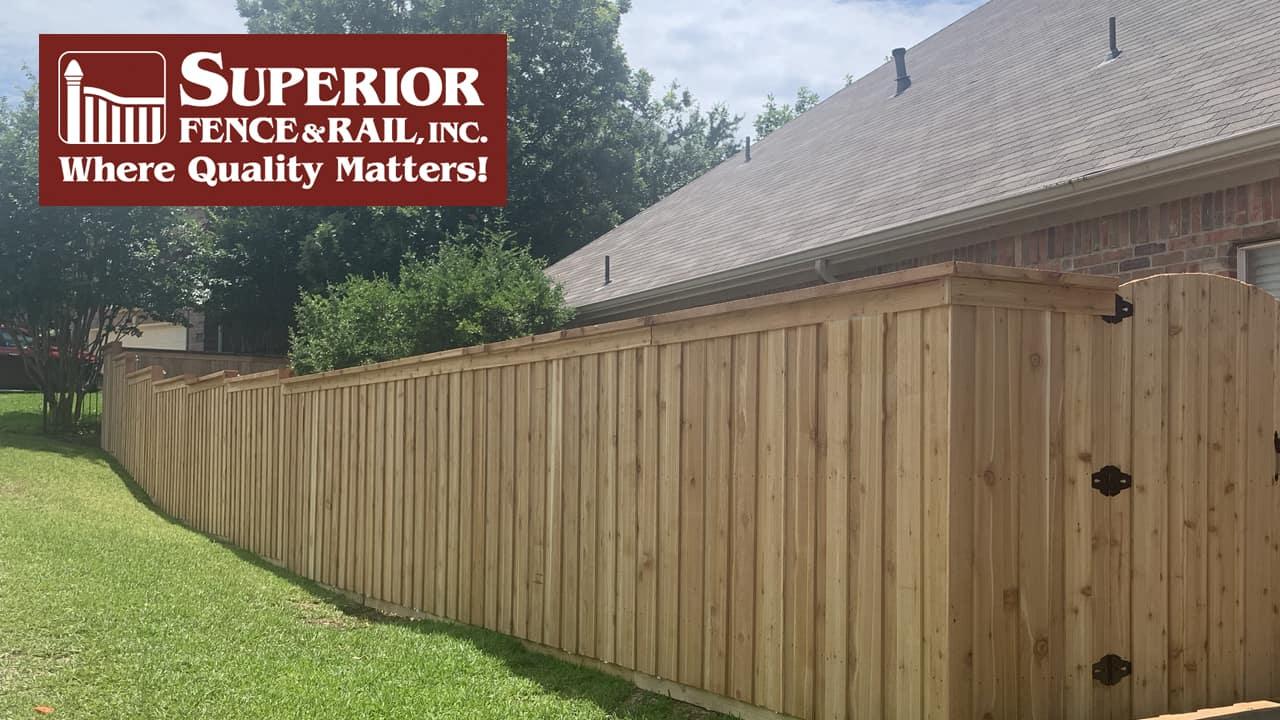 Lantana Wood Fence Company Contractor