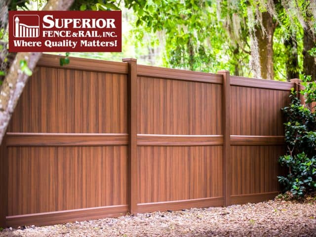 Full-service Cary Fence Company for Your Cary NC Home and Family