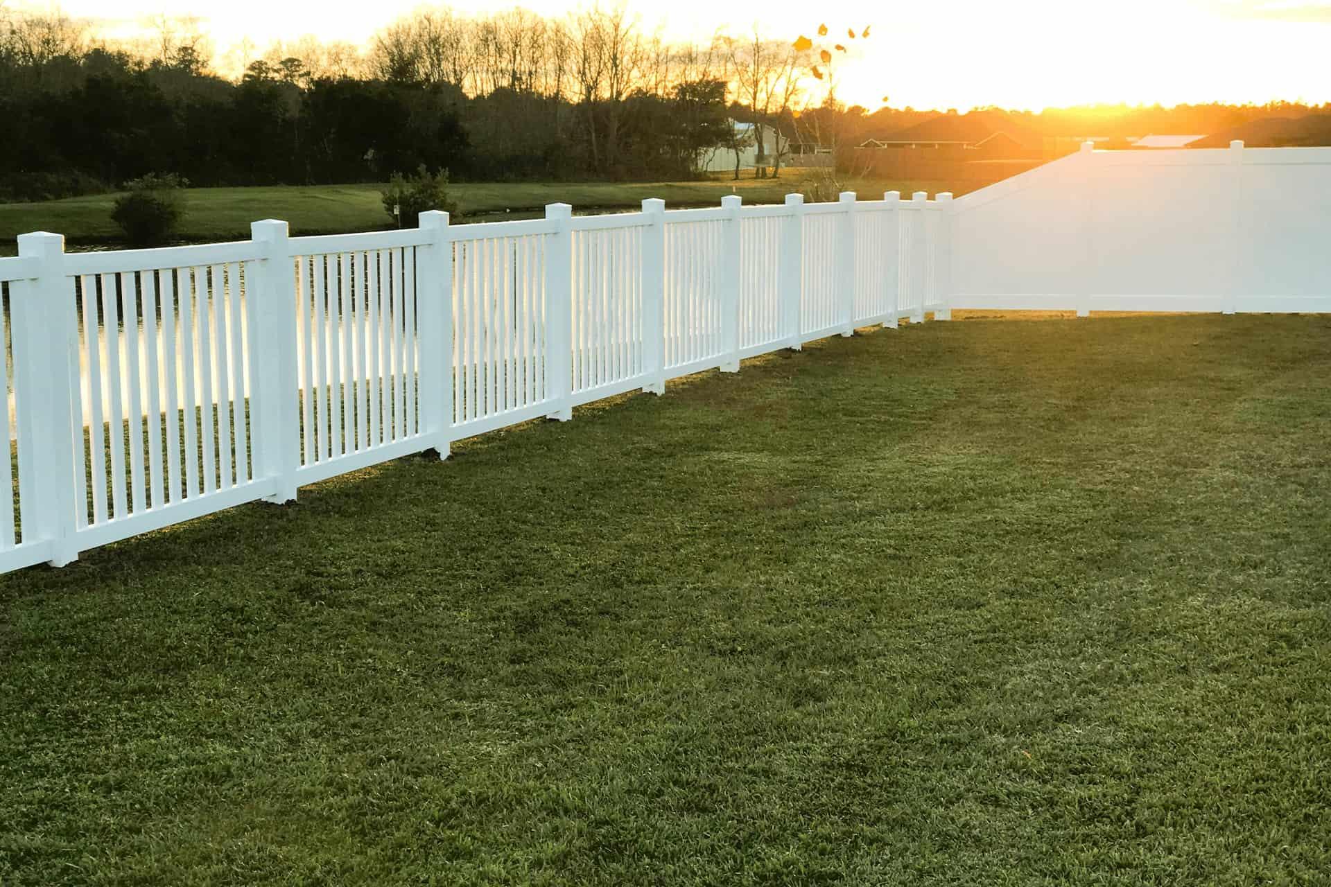 Suwanee fence company